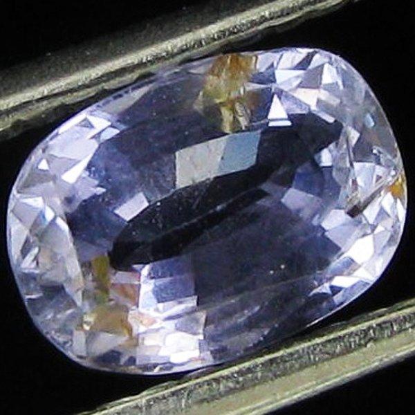 1.60ct Untreated Ceylon Purple Sapphire