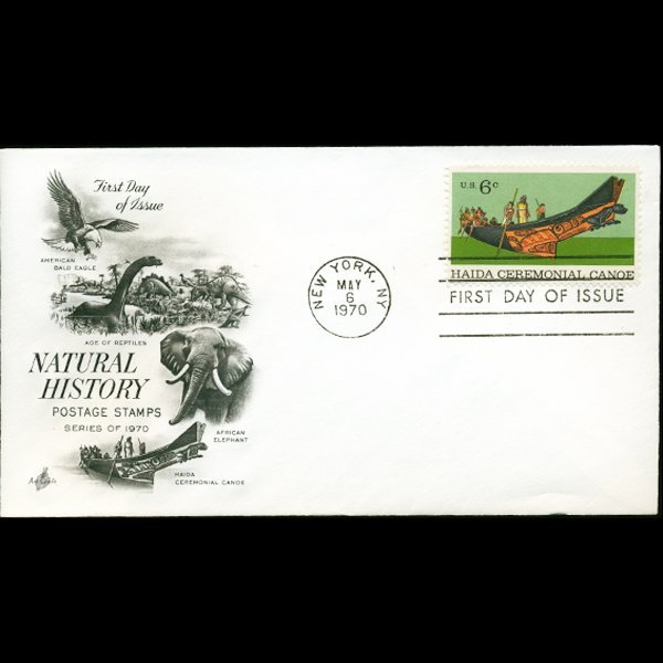1970 US First Day Postal Cover