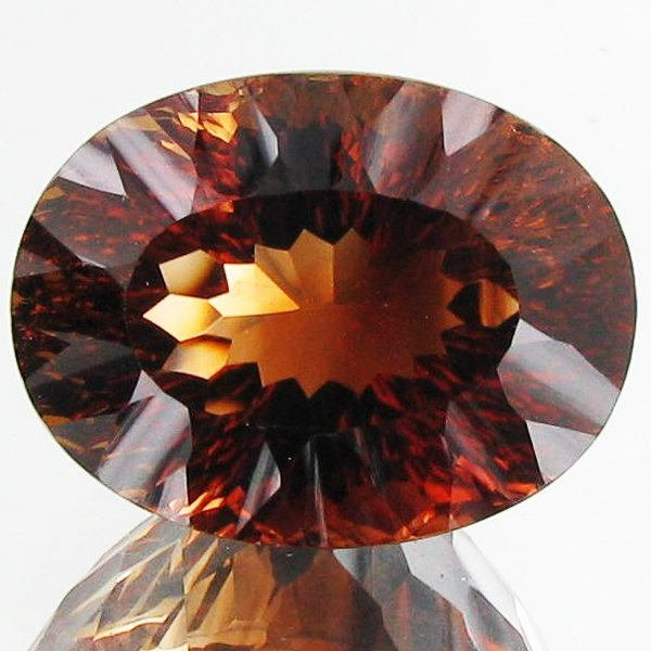 34.4ct Top Imperial Topaz Unheated