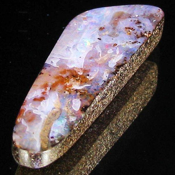 18.65ct Boulder Opal Cabochon