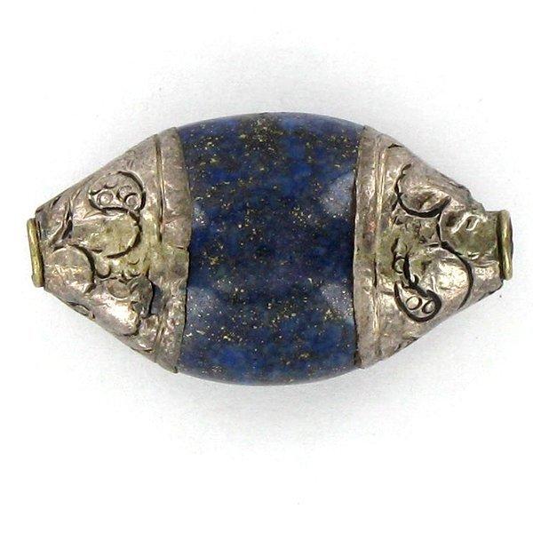 Tibet Lapis Nickel Pendant