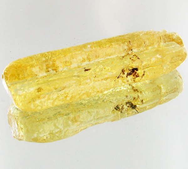55ct Large Amber Chunk With Inclusions