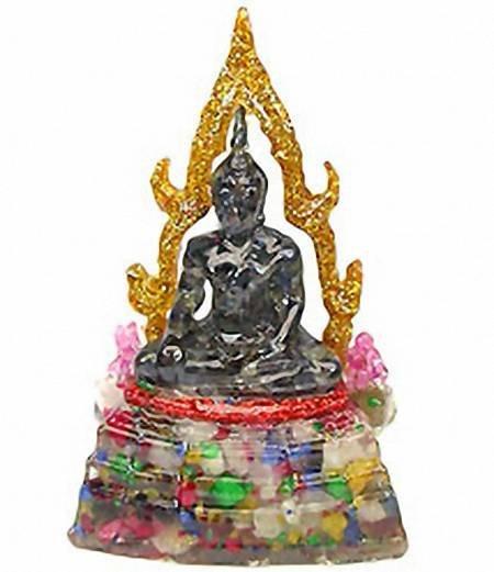 400ct. Buddha Statue Fancy Sapphire~Topaz