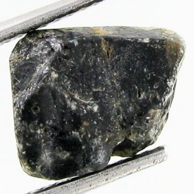 6ct Natural Australian Blue Sapphire Rough