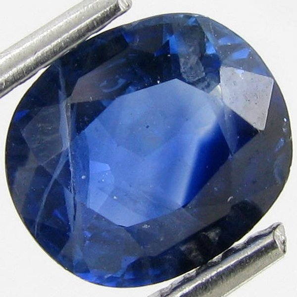 1.85ct Sapphire Oval  Ceylon Heated Only