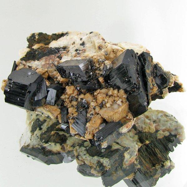 250ct Aegirine Crystal Cluster
