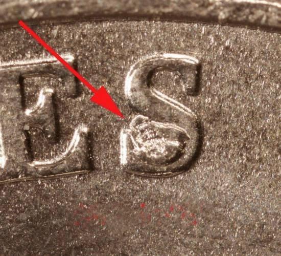 2005 Scarce Bison Nickel S Cud Die Err Choice+ BU