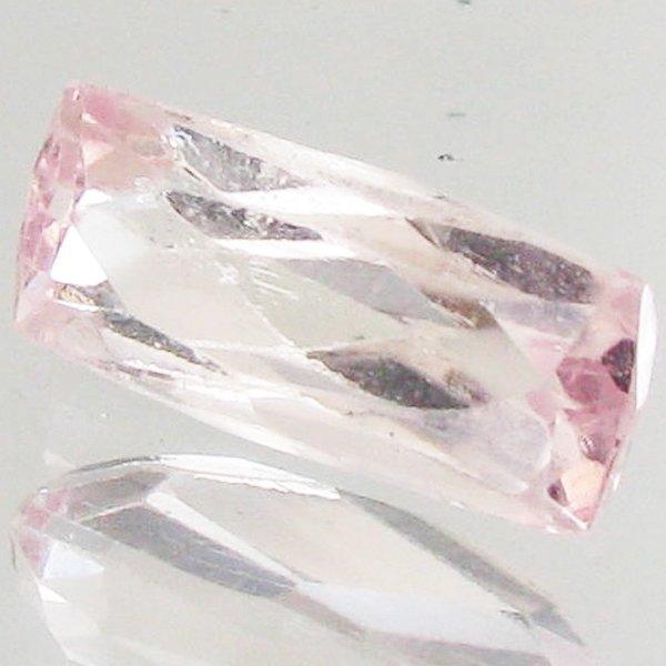 4.2ct Blush Pink Kunzite Cushion