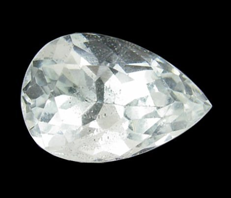 2.41ct Natural Pakistan Aquamarine Hi Grade