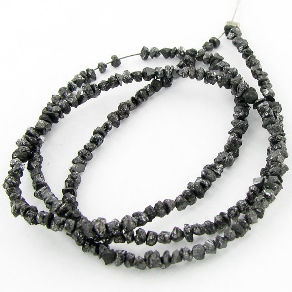 20.8twc Raw Black Diamond Strand