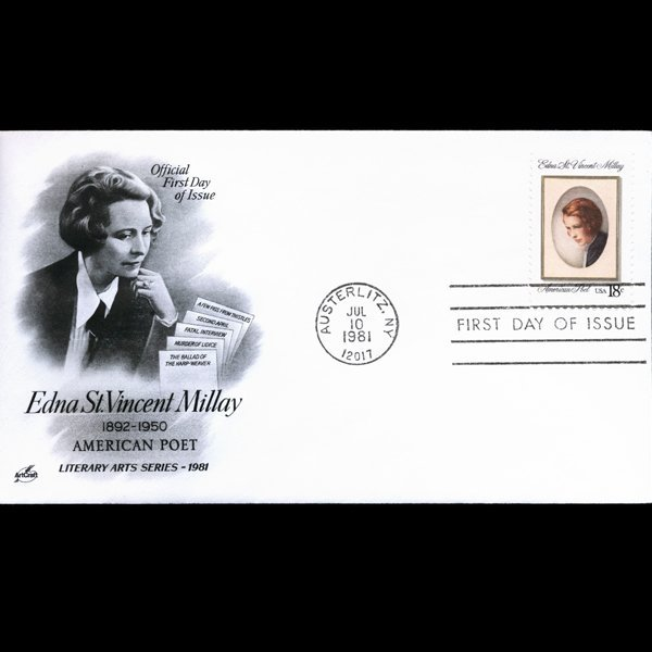 1981 US First Day Postal Cover
