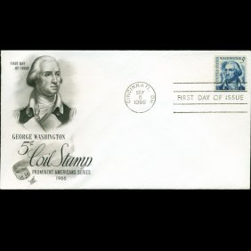 1966 US First Day Postal Cover