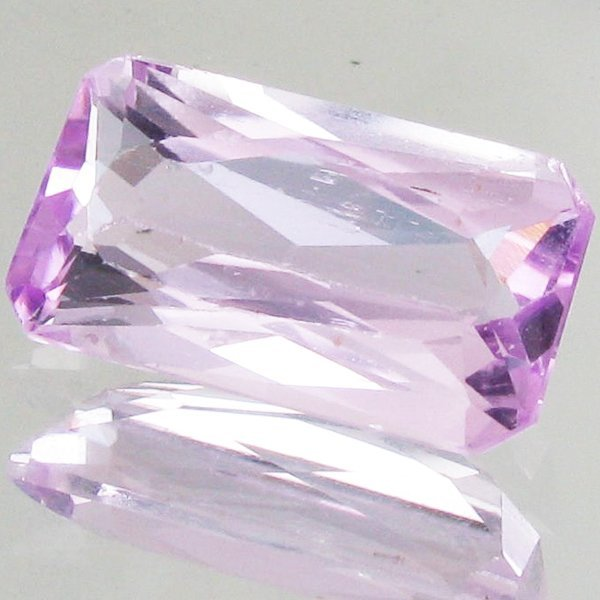 8.6ct Hot Pink Kunzite Cushion