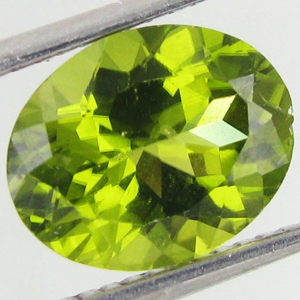 2.68ct Top Pakistan Peridot Oval