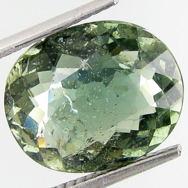 5.47ct Natural Green Tourmaline Nigeria