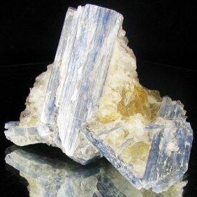 540ct Kyanite Crystal Cluster