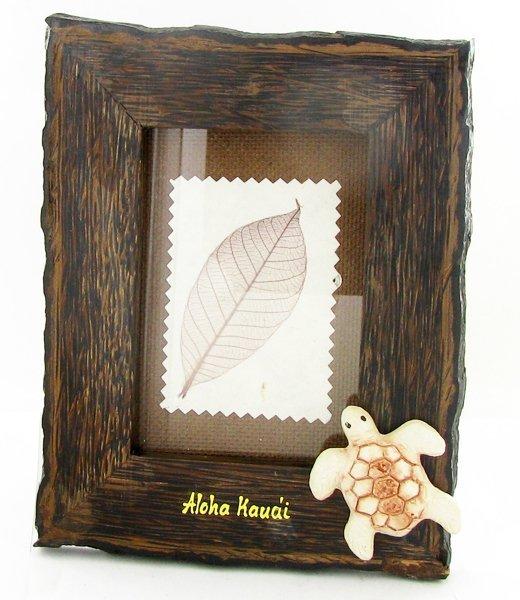 Sugarpalm Wood Photo Frame