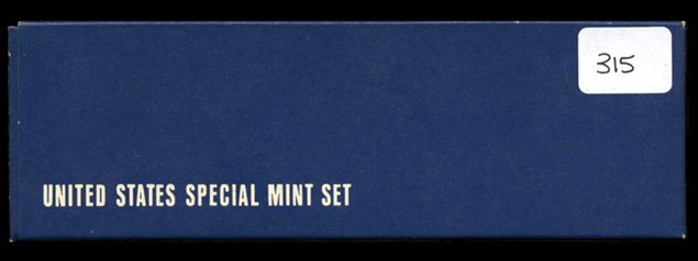 1966 US Coin Special Mint Set GEM Potential