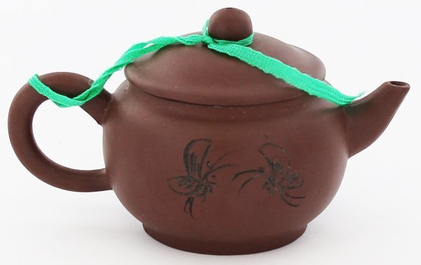 Handcrafted Chinese New Clay Teapot