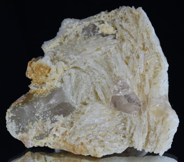 185ct Natural Champagne Topaz Crystal Cluster