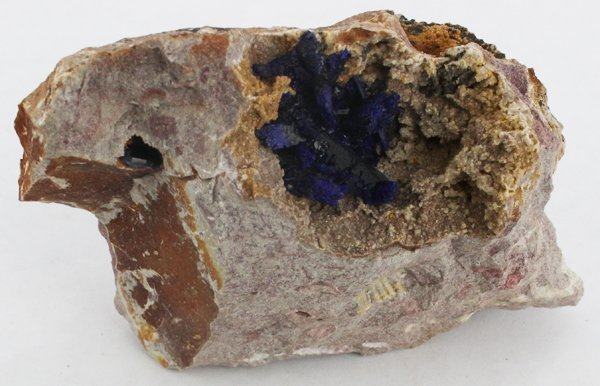 307g Top Azurite Crystal Cluster