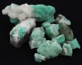 209.5ct Better Grade Colombian Emerald Rough