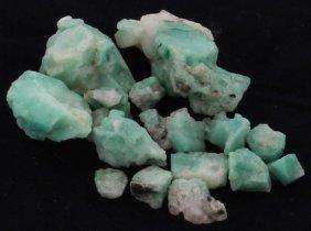 209ct Better Grade Colombian Emerald Rough