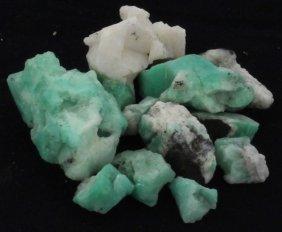205ct Better Grade Colombian Emerald Rough