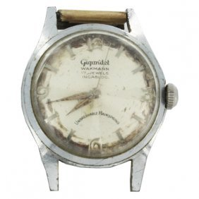 Vintage Gigandet Mens Watch