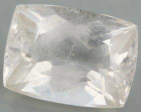 18.2ct Frost Kunzite Cushion