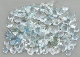 9.35ct Light Blue Aquamaline Parcel