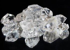 102.35ct Crystal Parcel Ny Herkimer Diamond Hi Grade