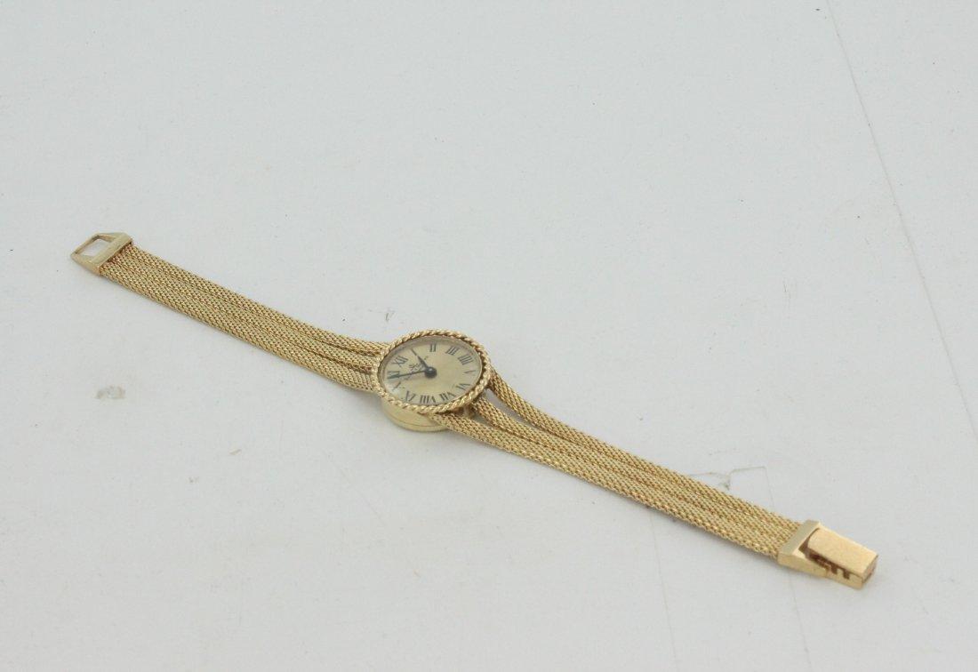 Vintage Baume Mercier Ladies 14k Watch & Band