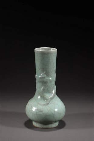 A Longquan Ware Porcelain Vase