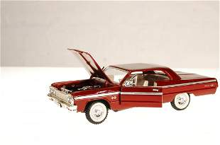 1/24 SCALE 1964 CHEVY IMPALA SS