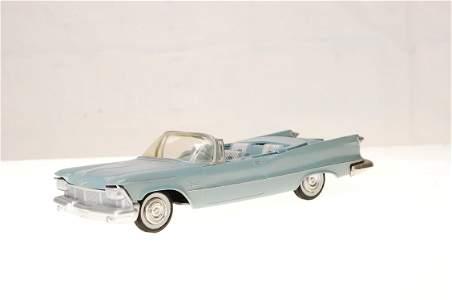 RARE 1958 CHRYSLER IMPERIAL PROMO CAR