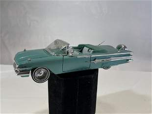 1960 CHEVROLET IMPALA CONVERTIBLE STREET LOW 1:24