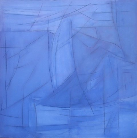 2: Painting Provincetown Artist Abstract