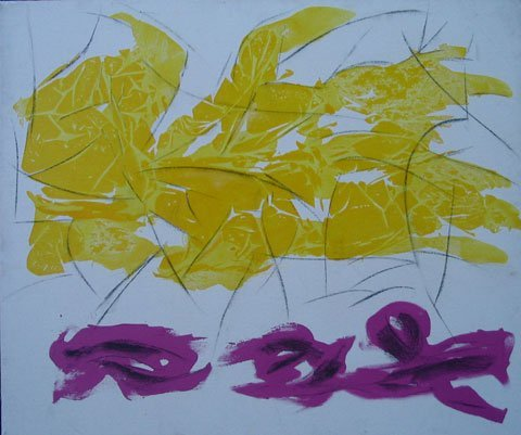 10: Painting, Provincetown Artist, Abstract