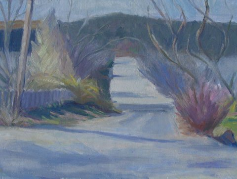 12: Painting Provincetown Landscape
