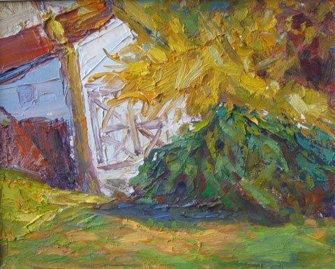 15: Painting, Provincetown artist, Landscape
