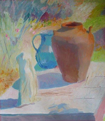 105: Painting Provincetown artist Still Life