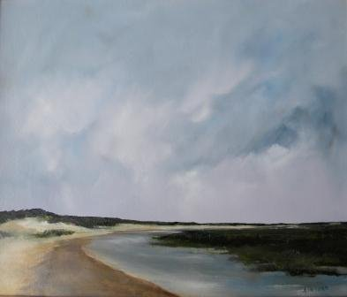 3: oil painting, Anne Packard, Provincetown