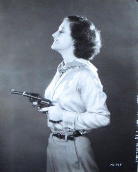 22: Joan Crawford photograph, 1930/69, 8 x 10, George D