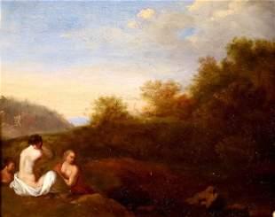 NO RESERVE PRICE XVII Flemish Old Master Painting