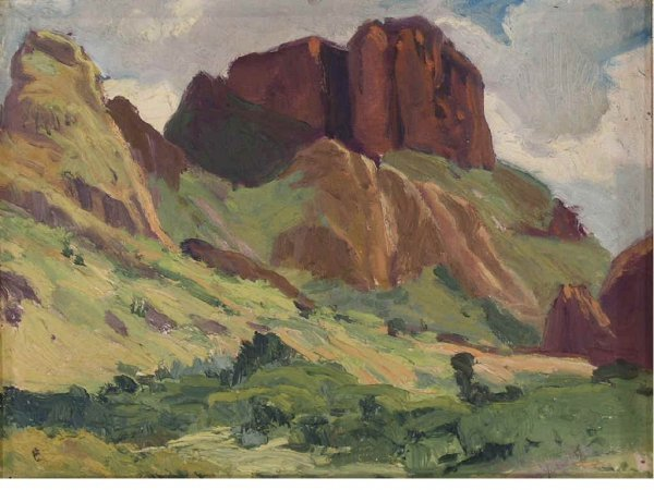 4: DeYoung, Harry A. - Big Bend El Capitan