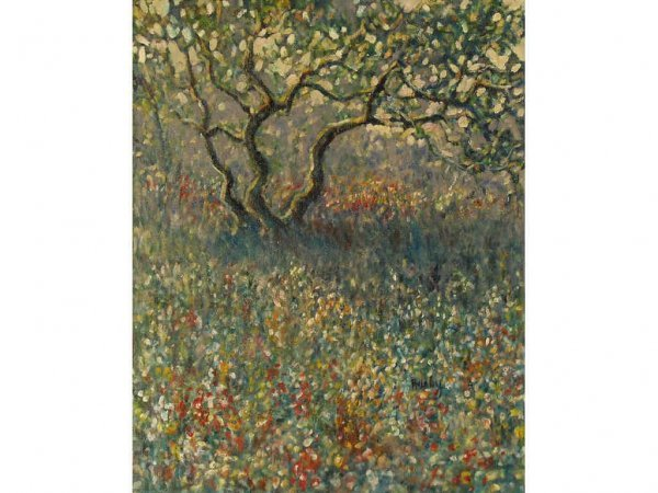 168: Busby, James - Texas Wildflowers Landscape