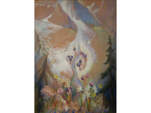 170: Cherry, Emma Richardson - Alpine Fantasy