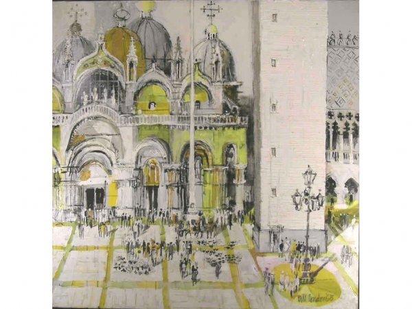 174: Condon, Bill - San Marco Plaza Venice