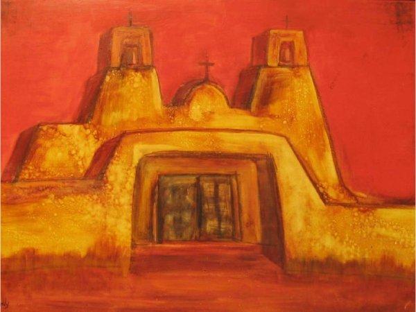 175: Cox, Holly - La Iglesia